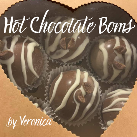 Hot Chocolate Boms by Veronica