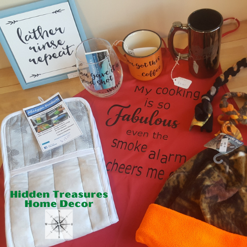 Hidden Treasures Home Decor