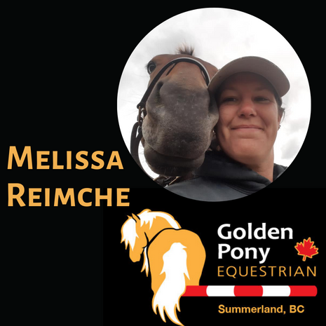 Melissa Reimche, Equestrian Coach