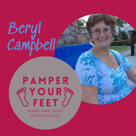 Beryl Campbell, Pamper Your Feet