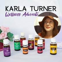 Karla Turner, Wellness Advocate