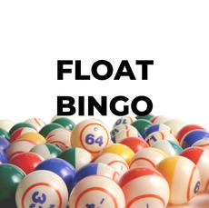 Virtual Float Bingo