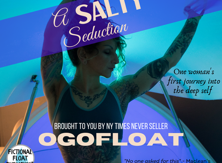 A Salty Seduction; one woman's first journey into the deep self.