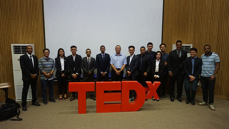 Coach Ed Lim Presented At TEDx UTB