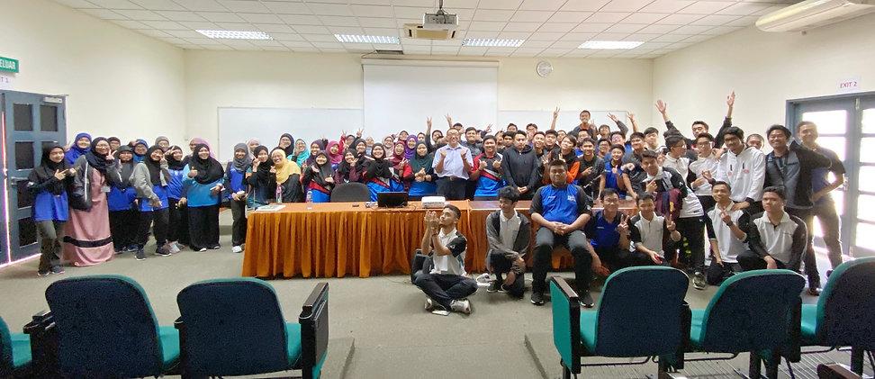 Soapboxer Company Coach Ed Lim at IBTE Sultan Saiful Rijal