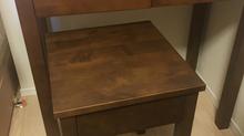 無印良品 MUJI オーク材 テーブル
