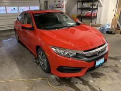 2016 Honda Civic After