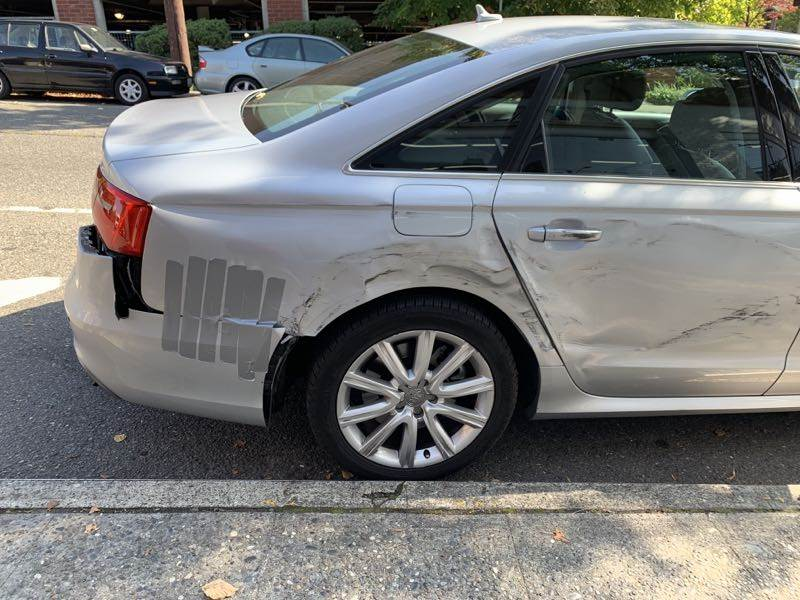2012 Audi A6 Before