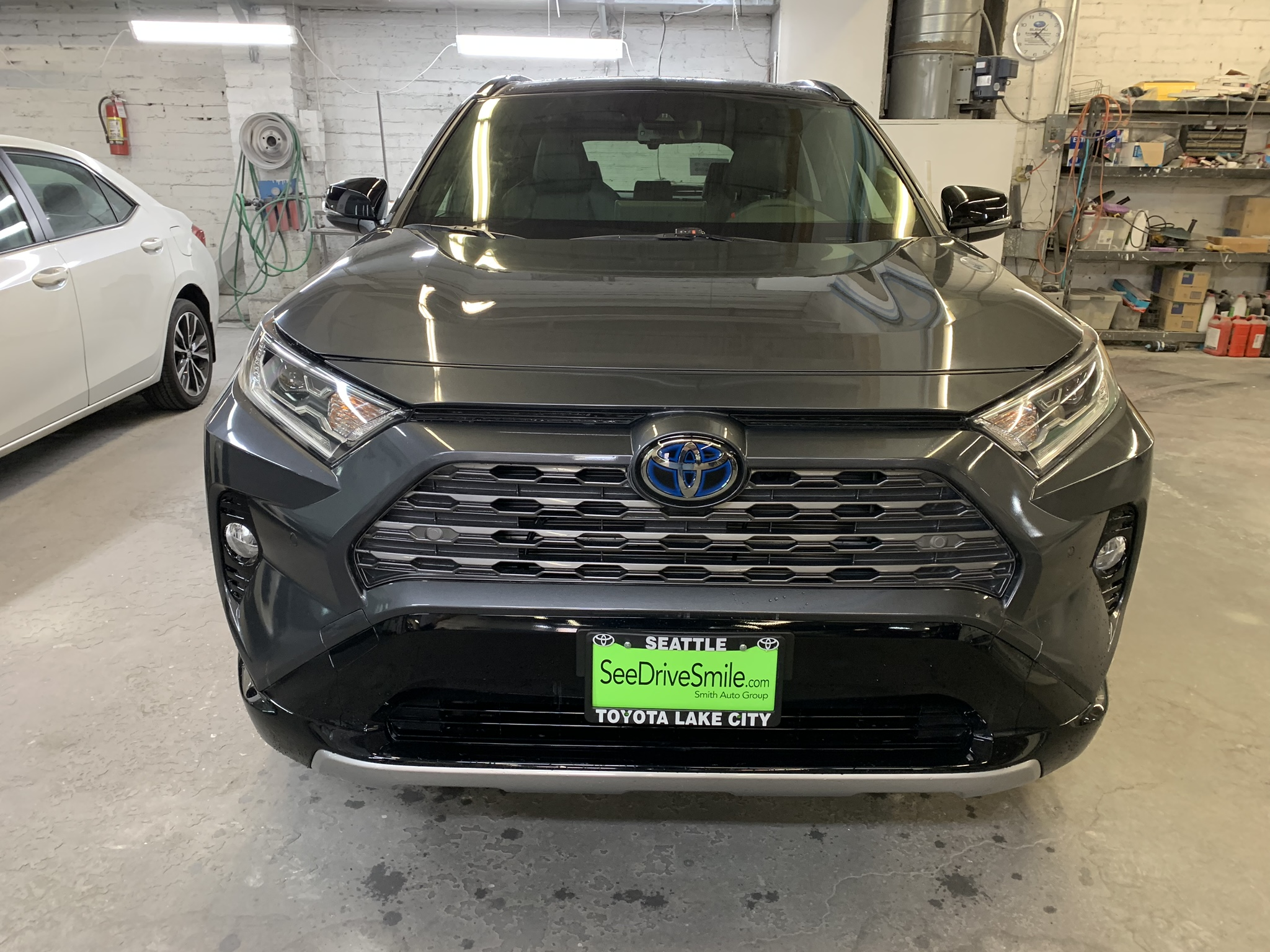 2019 Totoya Rav4 After