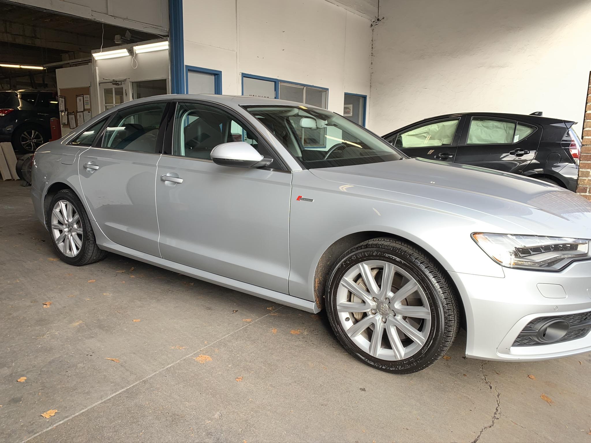 2012 Audi A6 After