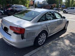 2012 Audi A6 Before