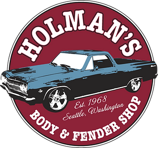 Holman's Back Logo Large png file - curv