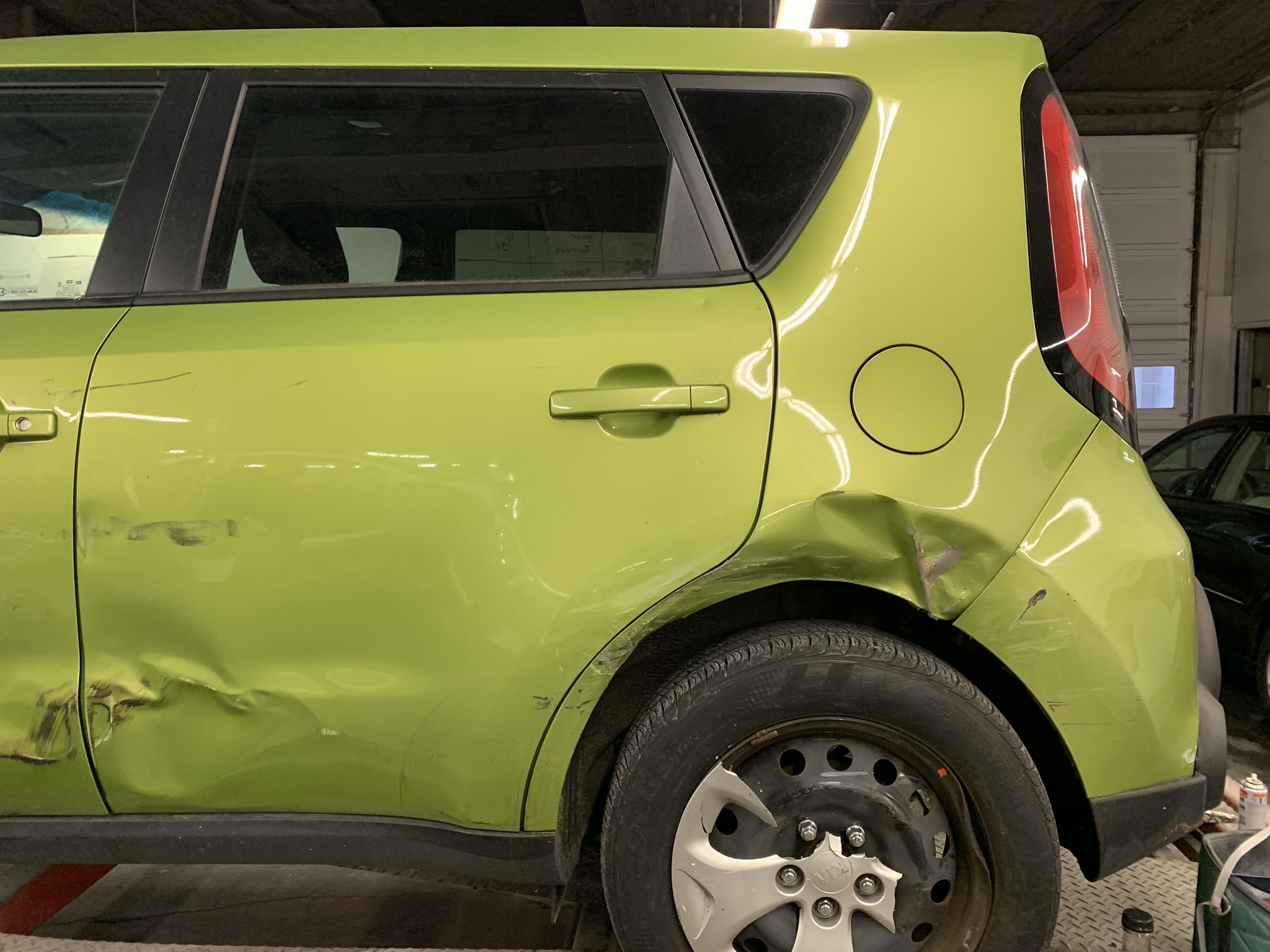 2015 Kia Soul Before