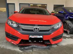 2016 Honda Civic Before