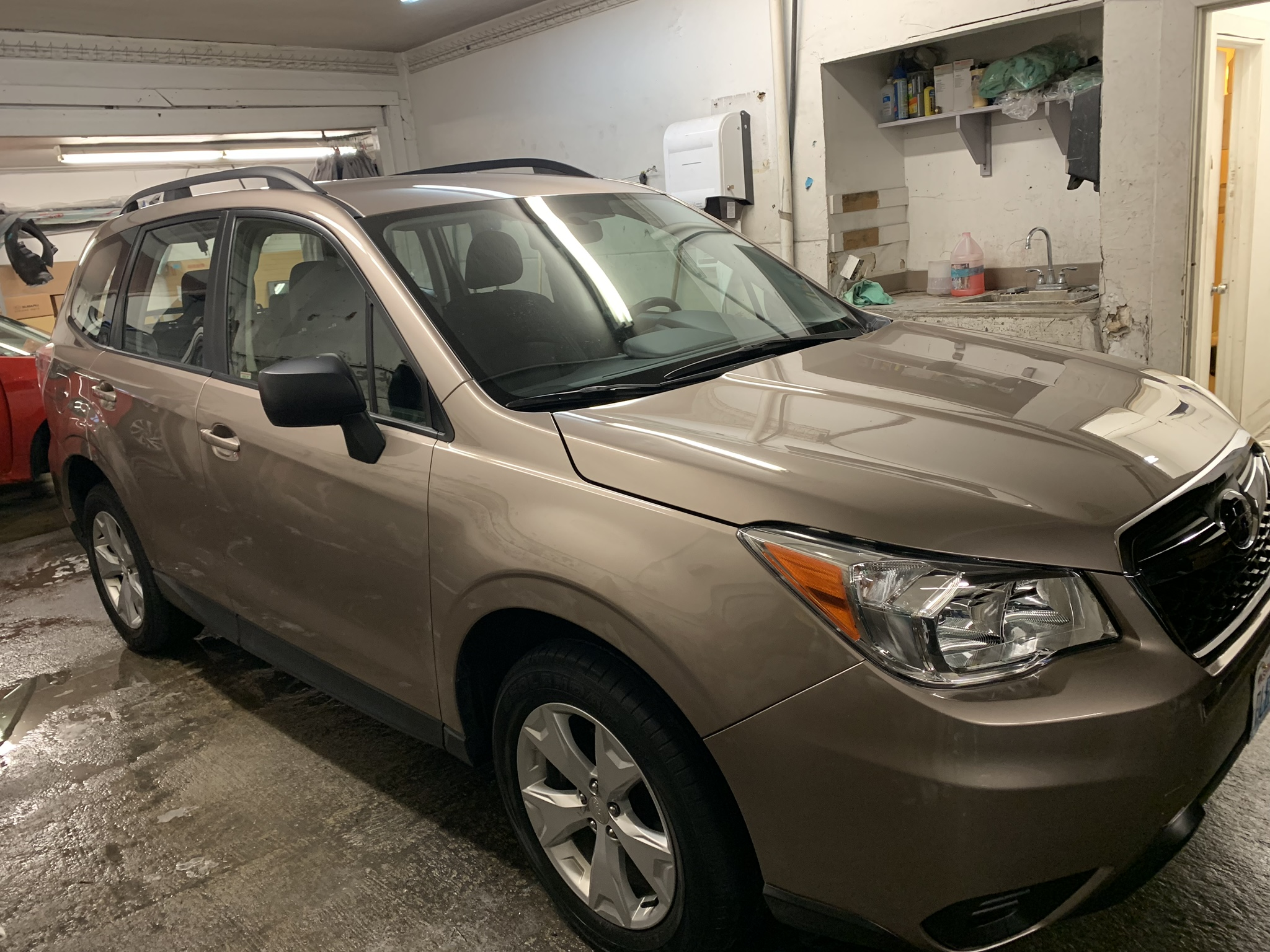 2015 Subaru Forester After