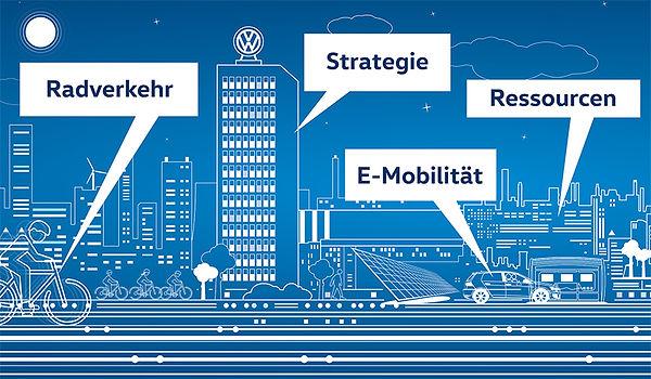 Illustration-Visual Design-Volkswagen-CM