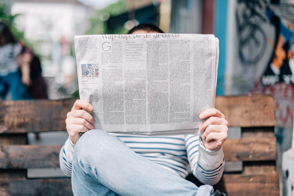 Zeitungsanzeige | Printmedien | CMdesign