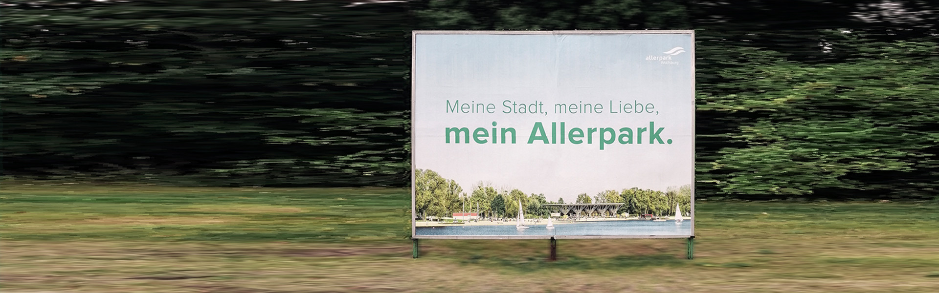 Plakaterbung-Achtzehneintel-Allerpark Wo