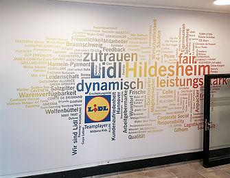Wandfolierung-Lidl-CMdesign