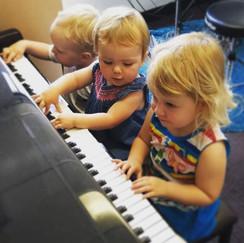 Our gorgeous babies enjoying free play o