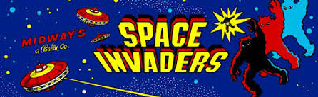 space invaders retro game birthday party play arcade games at player 1