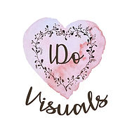 idovisuals wedding video and photography logo