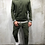 Thumbnail: Zipper Tracksuit Men Set Sporting 2 Pieces Sweatsuit Men