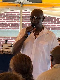 Pastor Larry Lockhart