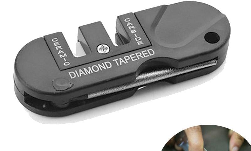 Outdoor Pocket Knife Sharpener