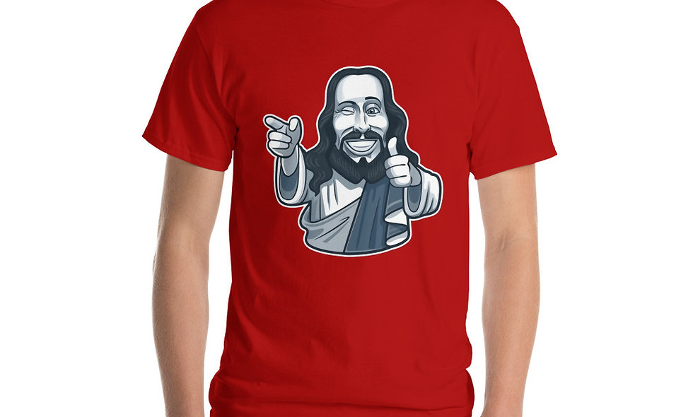 Buddy Christ Short Sleeve T-Shirt