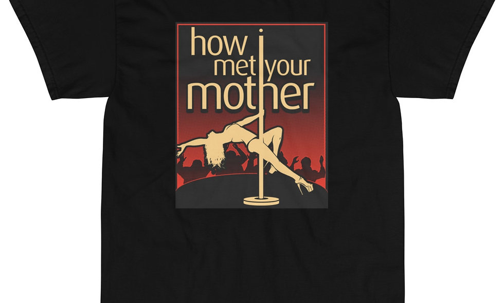 How I Met Your Mother Short Sleeve T-Shirt