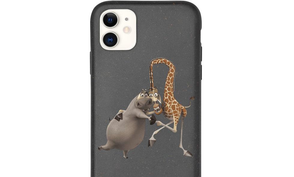 Madagascar Biodegradable phone case