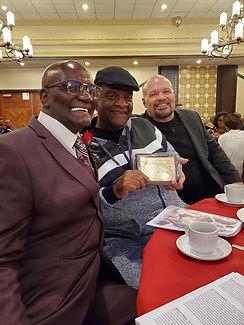 Pastor Larry, Pastor Fred, Pastor Randy