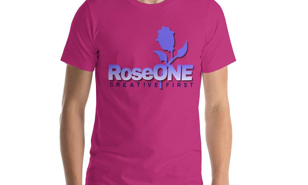 RoseONE Short-Sleeve Unisex T-Shirt