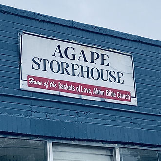 Agape Store Ministry