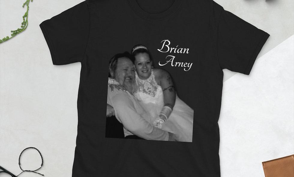 Brian Arney Wedding Short-Sleeve Unisex T-Shirt