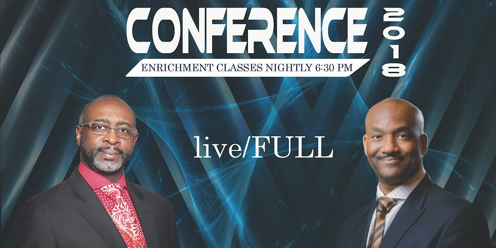 Northern District Conference 2018
