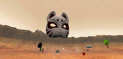 Mars Mask