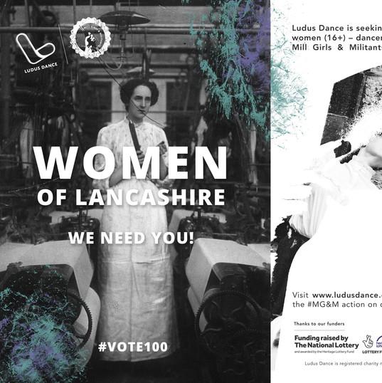 Women of Lancashire