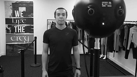 Behind The Scenes Gymshark Training