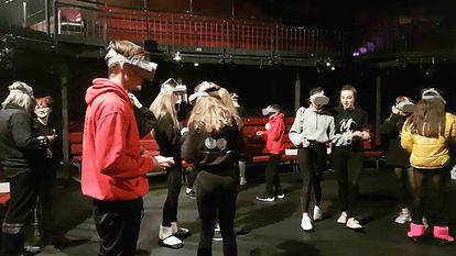 VR Training Ludus Dance