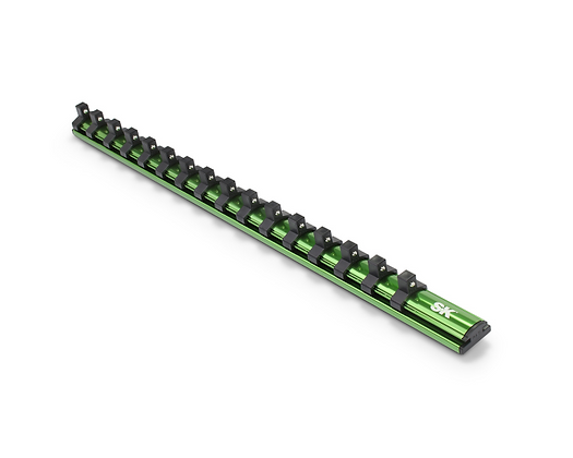 "S-K M3816 3/8"" Dr. MagneticSocket Rail"