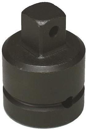 "Wright Tool 6901 3/4"" F x 1"" M Impact Adaptor"
