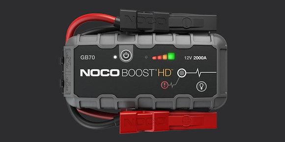 NOCO GB70 Boost HD 2000A UltraSafe Lithium Jump Starter
