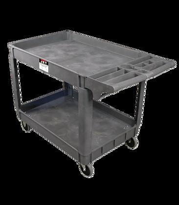 JET 140019 Resin Utility Cart