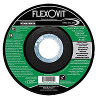 """FlexOvit A1257 Type 27 Grinding Wheel 4-1/2"""" x 1/4"""" x 7/8"""""""