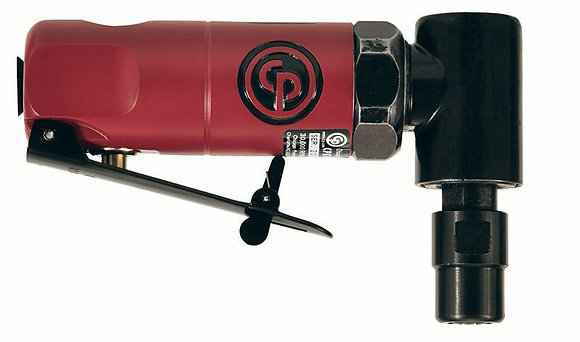 Chicago Pneumatic 875 Compact 90 Degree Angle Die Grinder