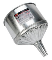 Wilmar W54272 8QT Steel Galvanized Funnel