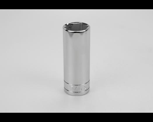S-K 41830 15/16in 1/2in Dr 6 Pt Fract Dp Chrome Socket
