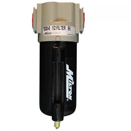 Milton 1020-8 1/2in. NPT Heavy Duty Metal Micro Filter